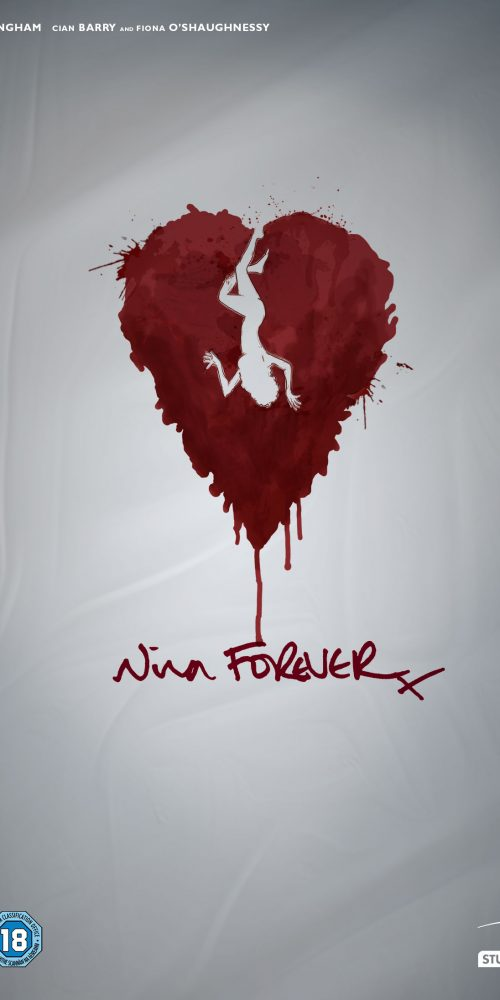 Nina Forever Alt Cover, artwork by Stanton Waro